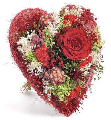 Bouquet Cuore
