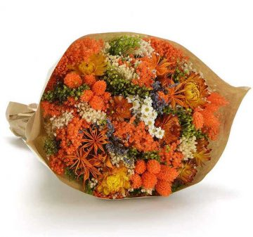 Bouquet Fantasy Orange