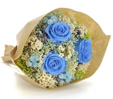 Bouquet Monenti Blue